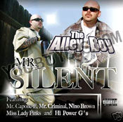 Hi Power Mr. Silent-Alley Boy CD