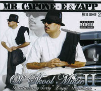 HI POWER MR.CAPONE-E OL' SKOOL MUSIC VOL.2