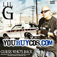 Hi POWER  Lil G Guess Who Back