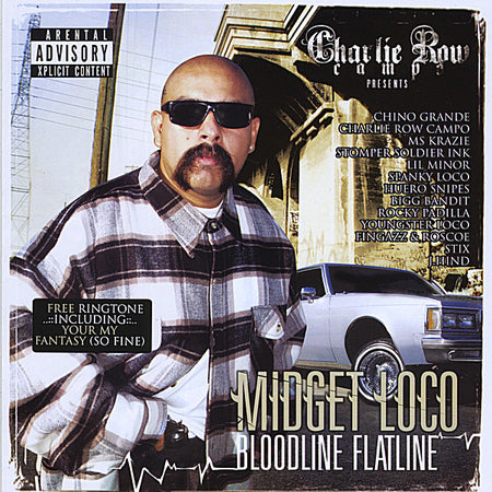 Midget Loco Of Charlie Row Campo - Bloodline Flatline
