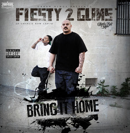 Fiesty 2 Guns -  Bring It Home