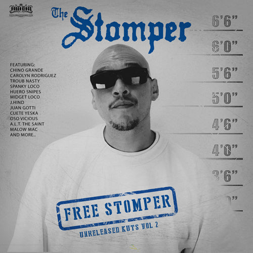The Stomper - Unreleased Kuts 2