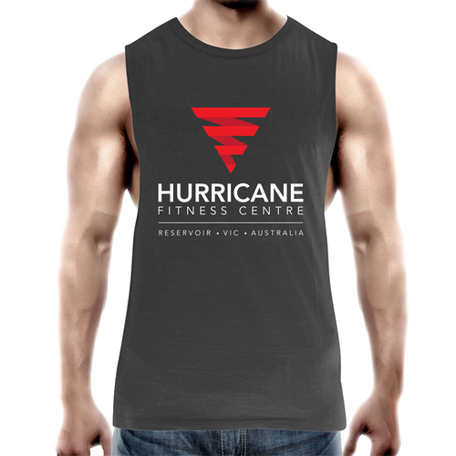Hurricane Unisex Muscle Shirt