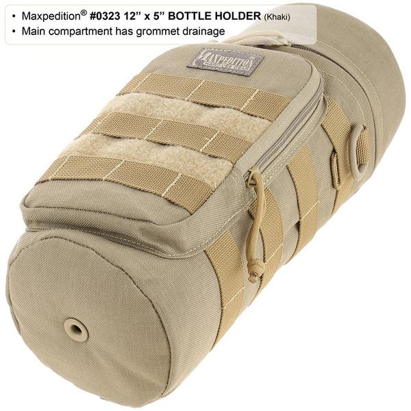"Maxpedition 12"" x 5"" Bottle Holder"