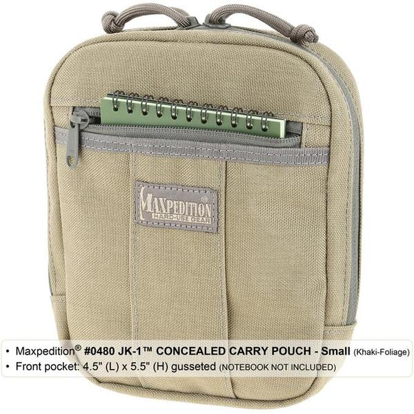 Maxpedition JK-1 Concealed Carry Pouch (Small)