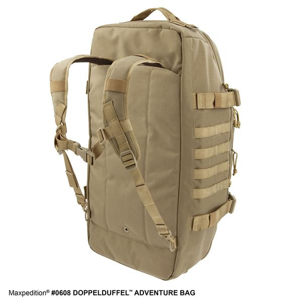 Maxpedition Doppelduffel Adventure Bag