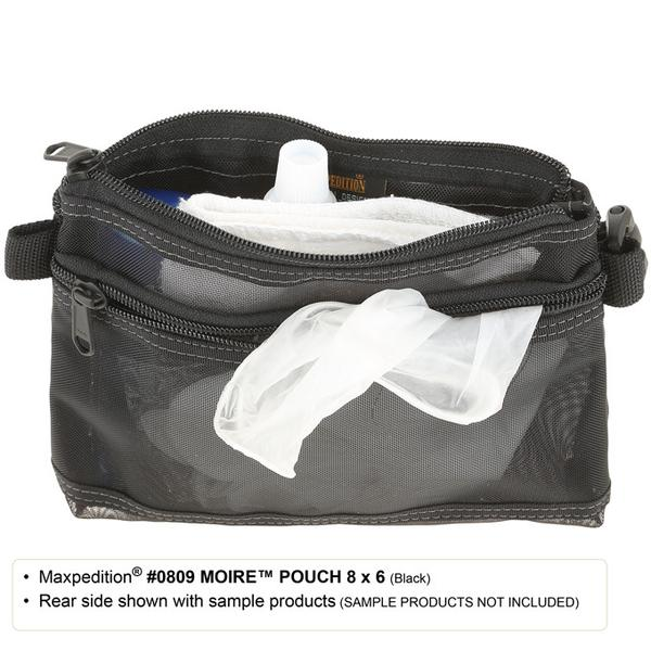 "Maxpedition Moire Pouch 8"" x 6"""