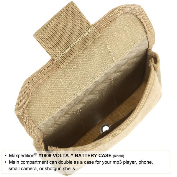 Maxpedition Volta Battery Pouch