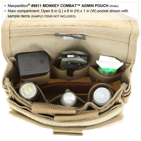 Maxpedition Monkey Combat Admin Pouch
