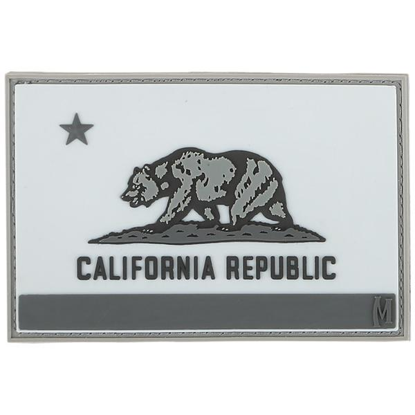 Maxpedition California Flag Morale Patch