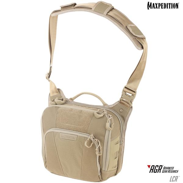 Maxpedition Lochspyr Crossbody Shoulder Bag 5.5L