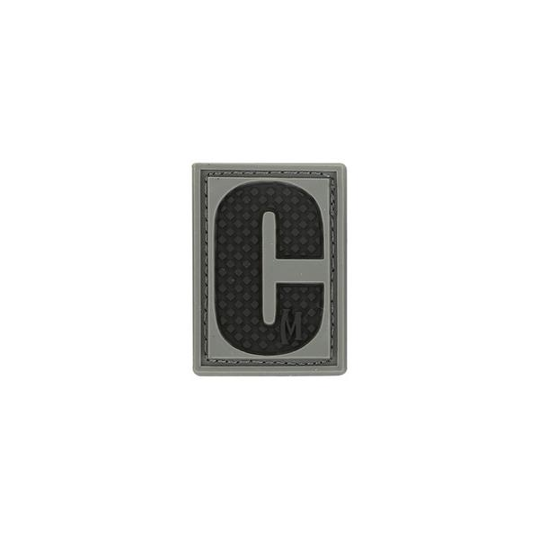 Maxpedition Letter C Morale Patch