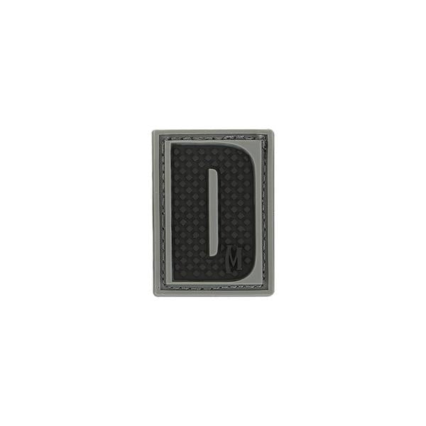 Maxpedition Letter D Morale Patch
