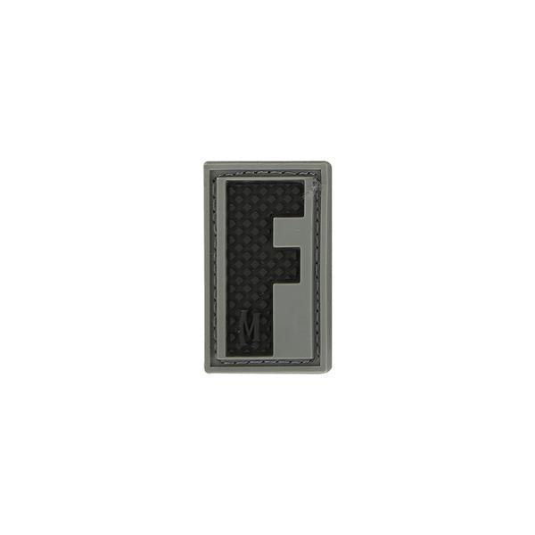 Maxpedition Letter F Morale Patch