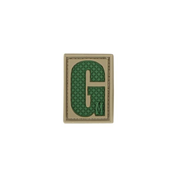 Maxpedition Letter G Morale Patch