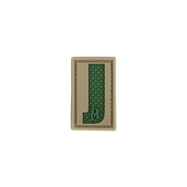 Maxpedition Letter J Morale Patch