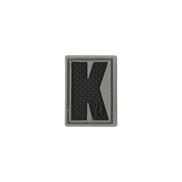 Maxpedition Letter K Morale Patch