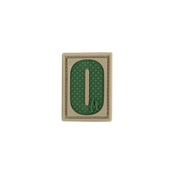 Maxpedition Letter O Morale Patch