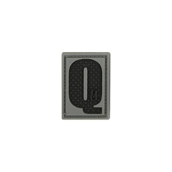 Maxpedition Letter Q Morale Patch