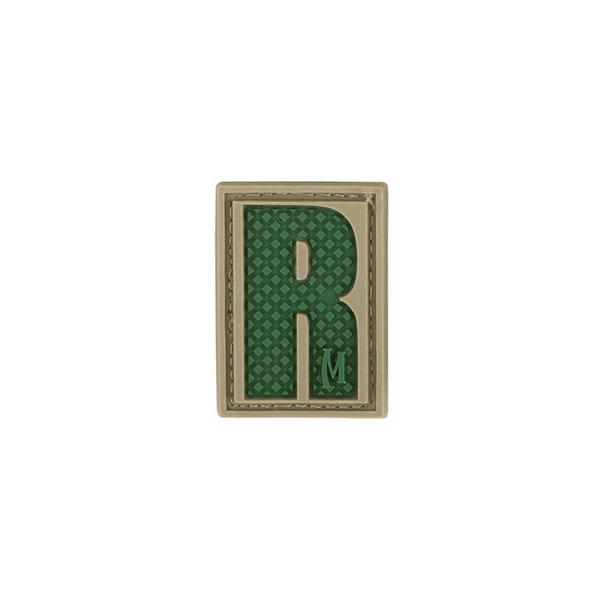 Maxpedition Letter R Morale Patch