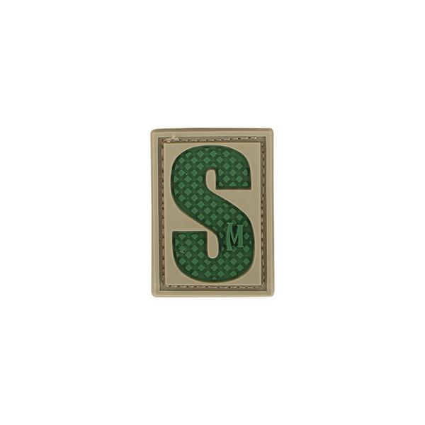 Maxpedition Letter S Morale Patch