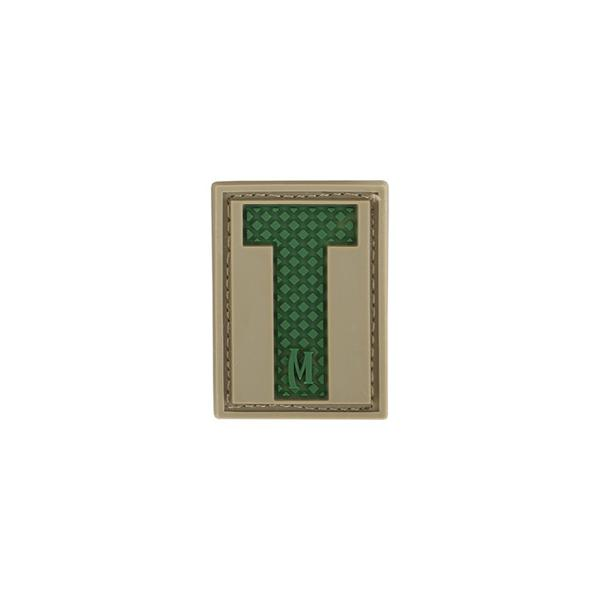 Maxpedition Letter T Morale Patch