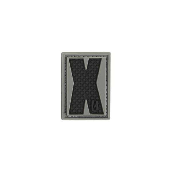 Maxpedition Letter X Morale Patch