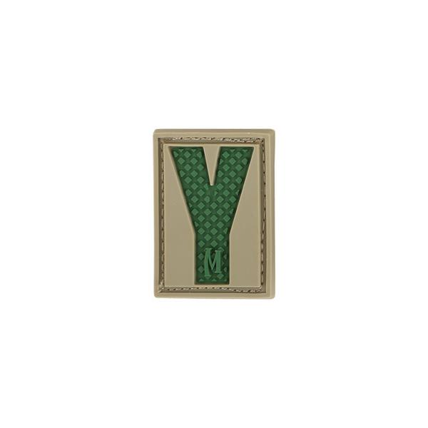 Maxpedition Letter Y Morale Patch