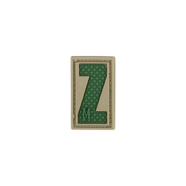 Maxpedition Letter Z Morale Patch
