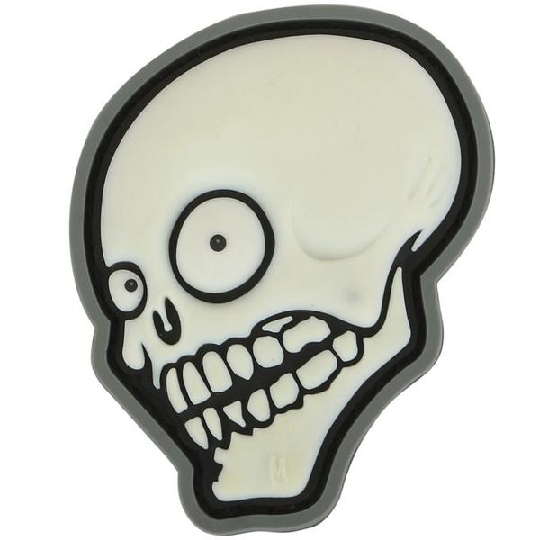 Maxpedition Look Skull Morale Patch