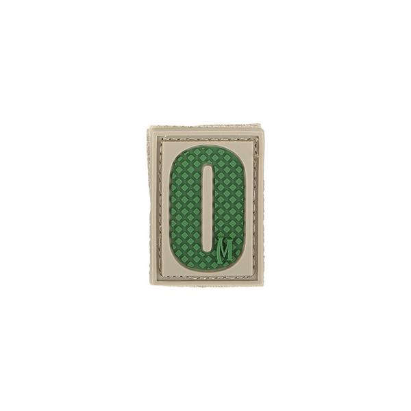 Maxpedition Number 0 Morale Patch