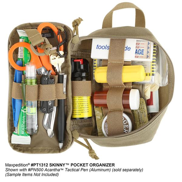 Maxpedition Skinny Pocket Organizer