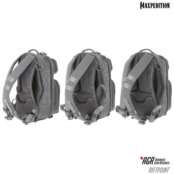 Maxpedition Riftpoint CCW-Enabled Backpack 15L