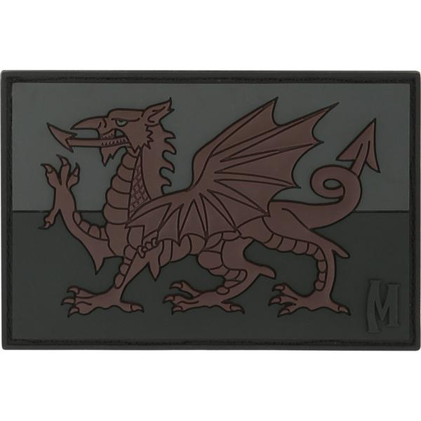 Maxpedition Wales Flag Morale Patch