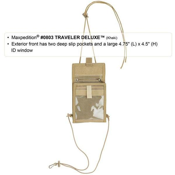 Maxpedition Traveler Deluxe