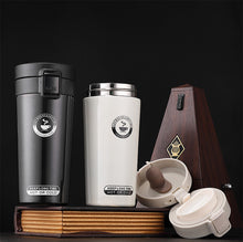 Charger l'image dans la galerie, Thermos - Stainless steel - Beige - 360 Ml - Bargainland.tn