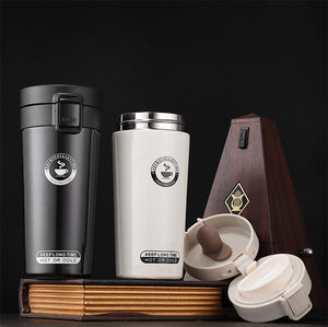 Thermos - Stainless steel - Beige - 360 Ml - Bargainland.tn