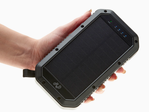 RD Foldable Solar Charging Panel | Suitable for all battery charging-RD Infinity Tech