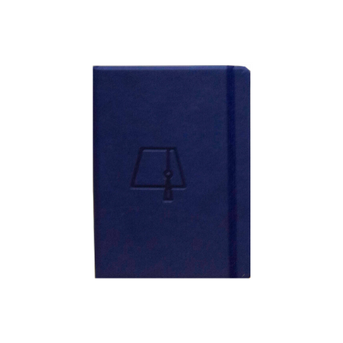 Navy Blue Fez Tarboosh A6+ Undated Weekly Diaries