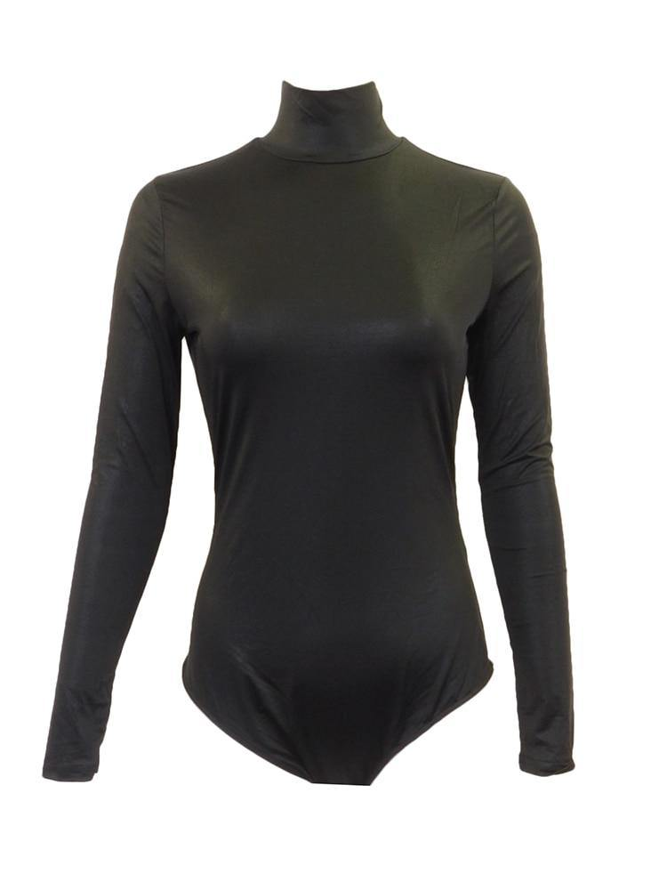 Modest People Turtleneck Bodysuit