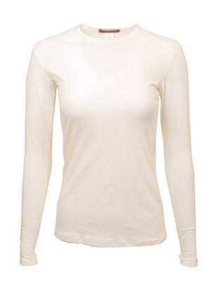 PBJ Long Sleeve Cotton Shell