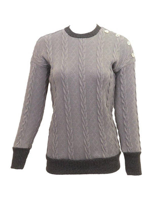 Sportchic Cableknit Sweater
