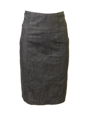 Wear & Flair Pocket Pencil Skirt