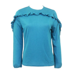 Miss Donna Ruffle Top