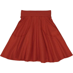 Teela Knit Circle Skirt