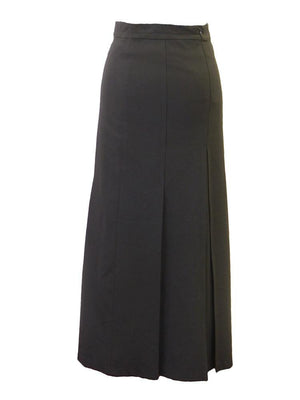 Bellisimo Wide Pleat Maxi Skirt