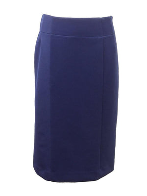 Monte Carlo Scuba Knee Length Straight Skirt