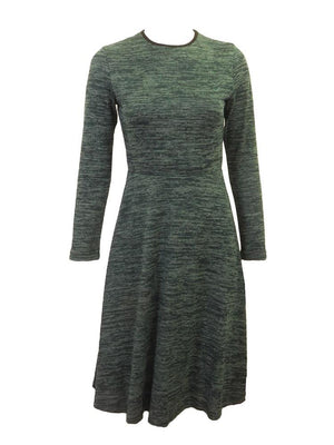Pinto Green Knit Dress