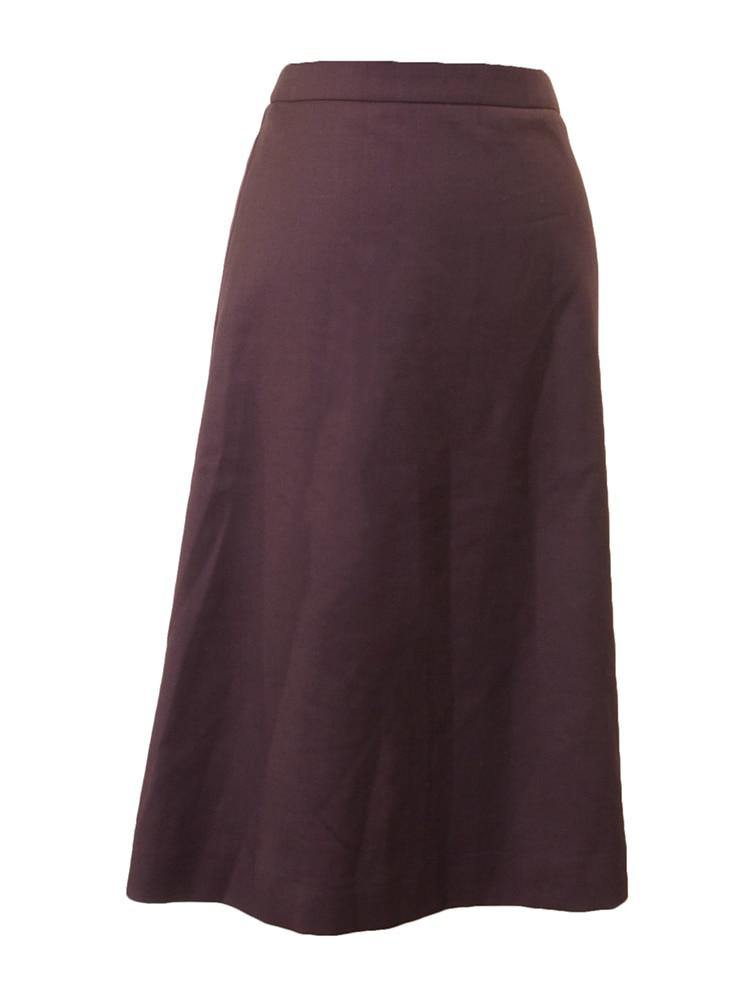 Myth Wool A-line Skirt