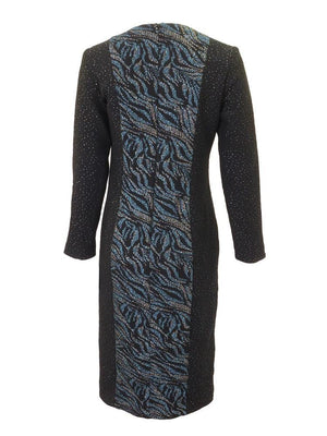 GT Border Knit Dress